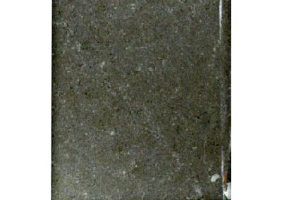 sezione sottile di basalto della Val Lagarina