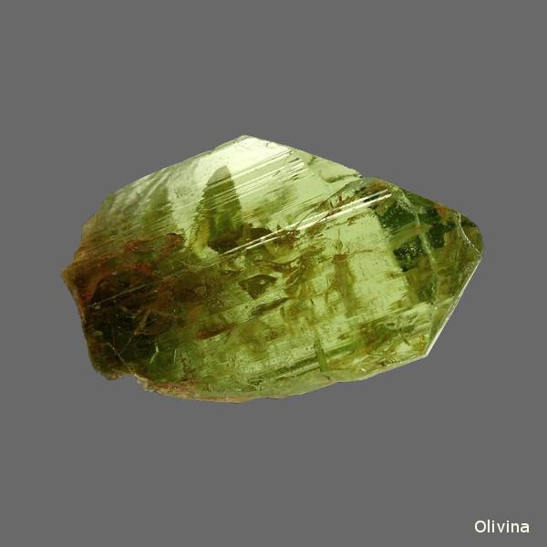 minerale dio olivina