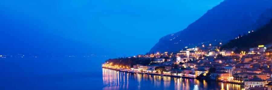 costa del lago di Garda